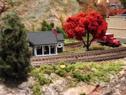Inexpensive Ways to Make Trees and Ground Cover For Your Model Railroad Layout