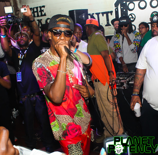 Planet Potency Event Coverage 2013 A3C     Rich Homie Quan