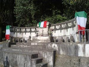 Carrara. Cimitero Monumentale di Marcognano.