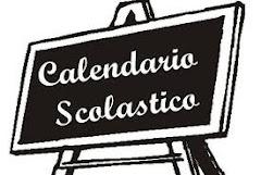Calendario delle festività e degli esami e Calendari Regionali