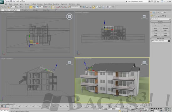 Autodesk 3ds Max 2012 Full Patch 2