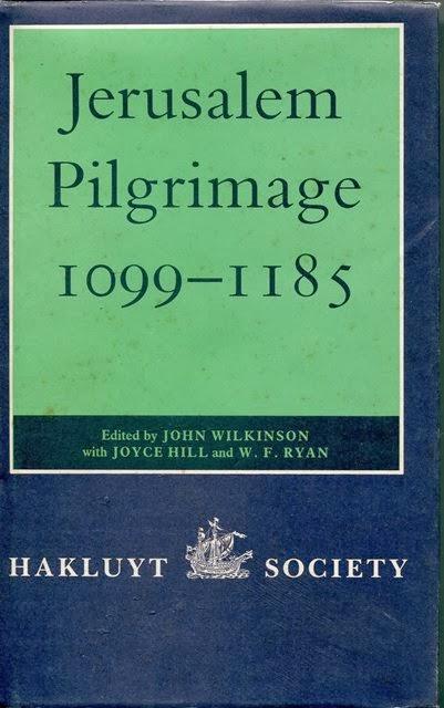 Jerusalem Pilgrimage 1099-1185
