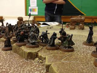 The Hobbit SBG - Dwarves Rangers