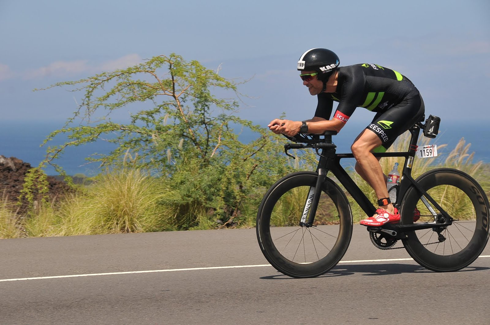 How Hard is Ironman Hawaii - Kona?