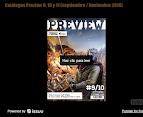 Catálogos Preview 9, 10 y 11 (septiembre / Noviembre 2016)