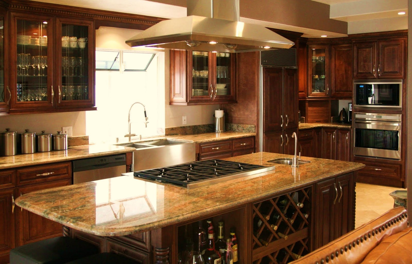 25 most popular luxury kitchen designs abcdiy for Most expensive kitchen cabinets