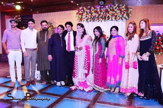 Babar Khan & Sana Khan wedding