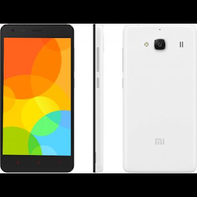 Spesifikasi Xiaomi Redmi 2 White