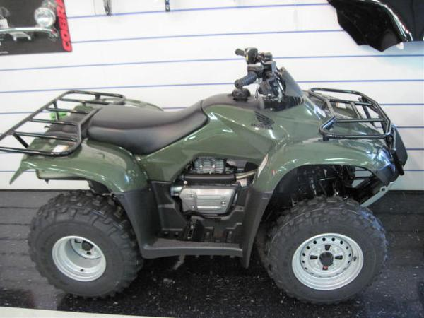 2011 Honda Fourtrax Recon 250 Specifications And Pictures