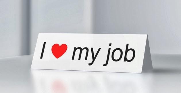 Я люблю свою работу, Как полюбить свою работу, Семь способов полюбить работу