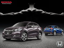 Honda HR-V Pesan Sekarang Juga....!
