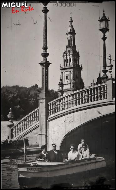 Plaza-España-Paseo-Barca-Sevilla
