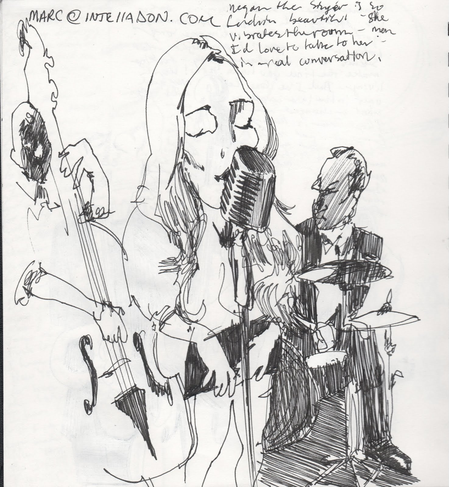 TREY BRYAN: New Kansas City Sketchbook (1)