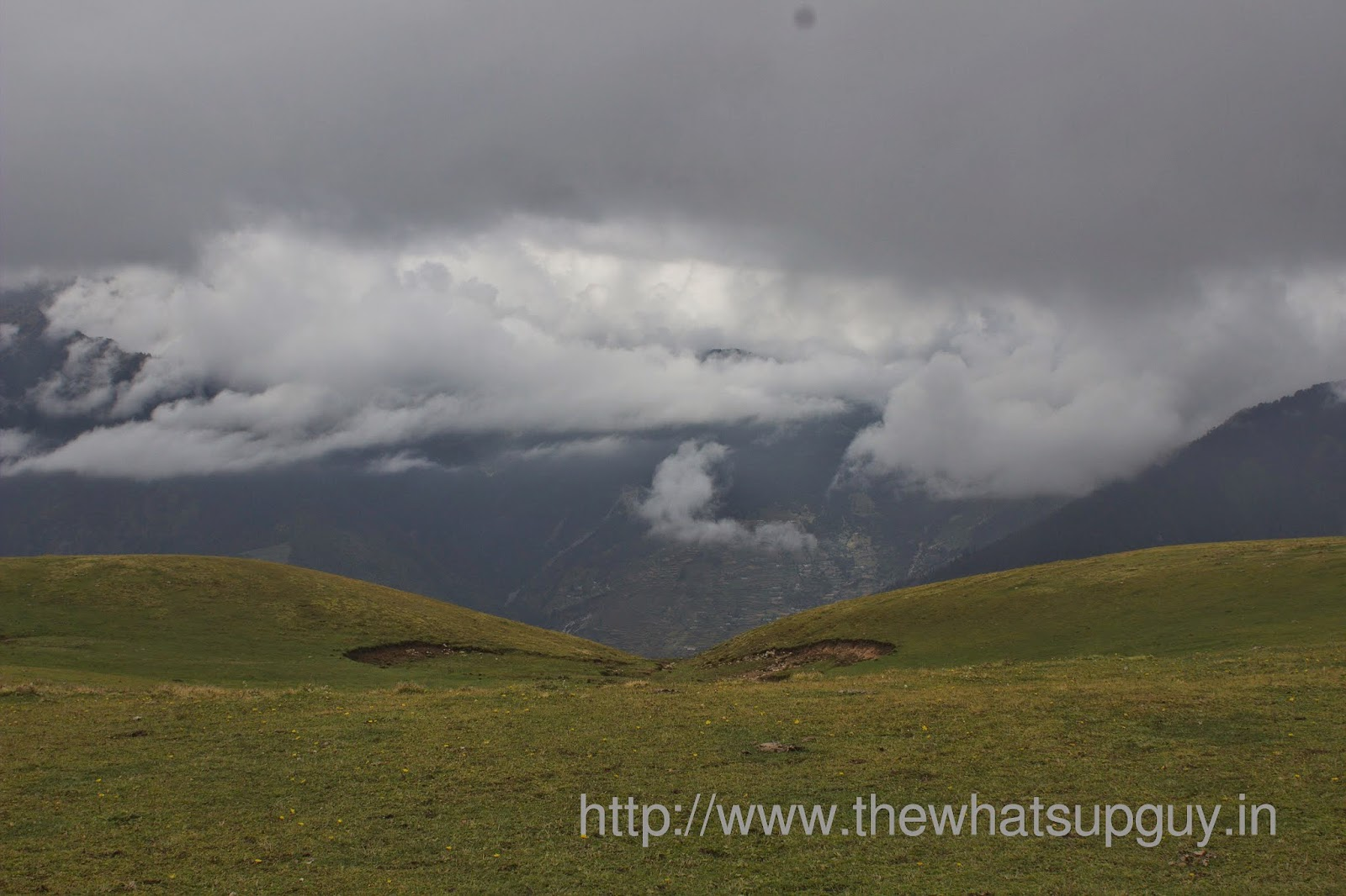Clouds-Roopkund-Trek-With-India-Hikes-Day-2
