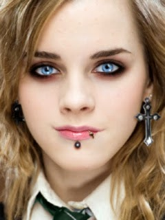 Hollywood Cute Couple, Emma Watson, Prince Harry, Emma Watson Eye, Emma Watson Eye Color, Blue Color Lenses