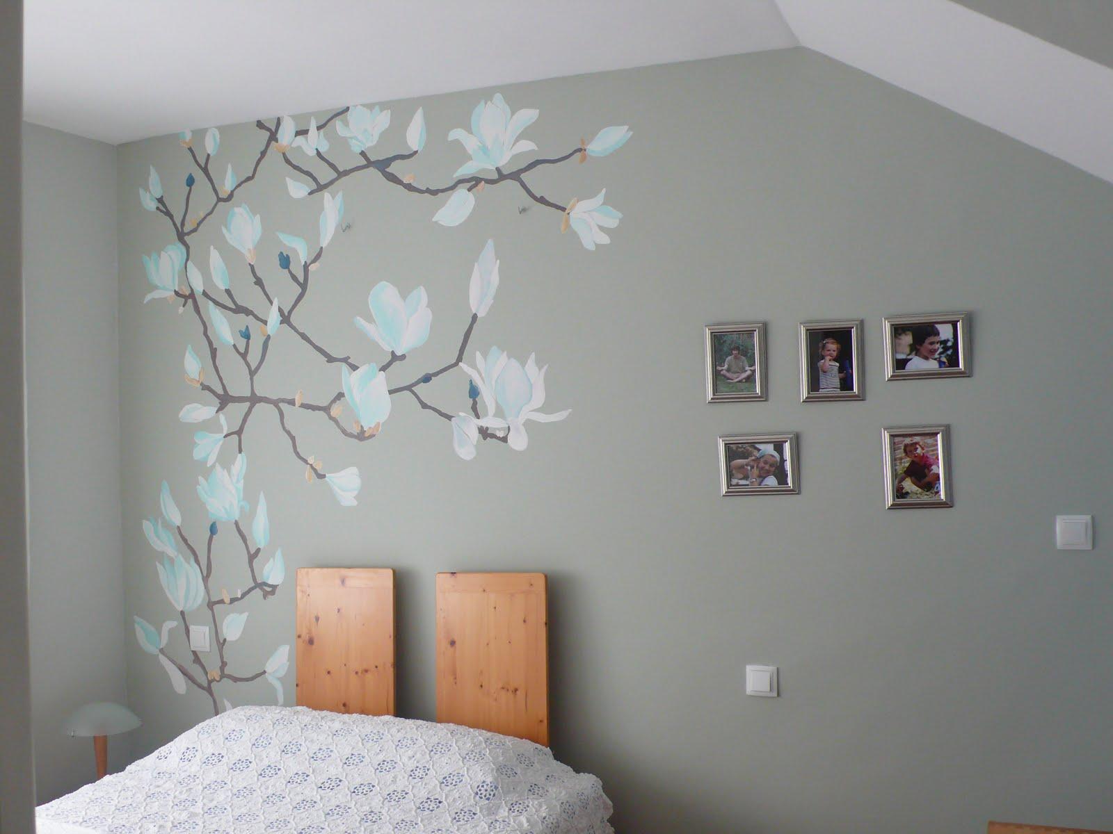 Celia antruejo pintura mural en estado puro - Murales en habitaciones ...