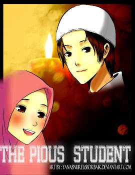 Muslim Manga: The Pious Student