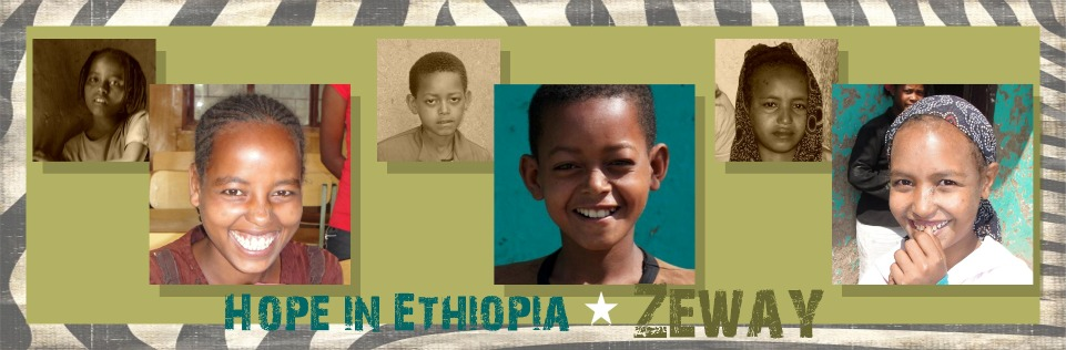The Hope in Ethiopia: Zeway