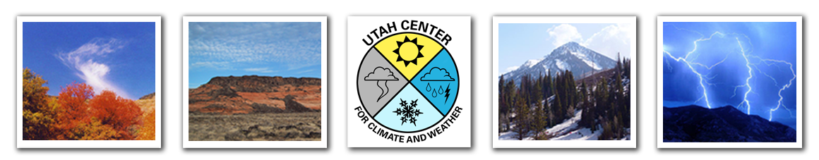 Utah Center for Climate and Weather