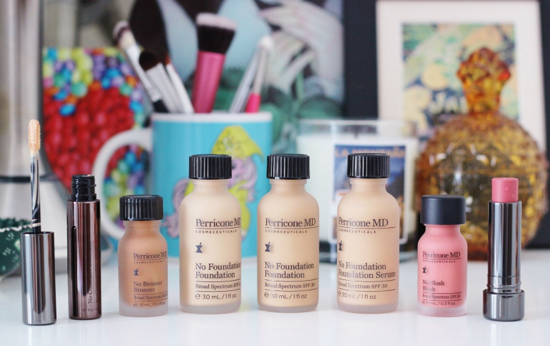 perricone skin care products reviews