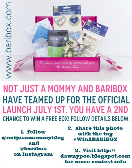baribox official launch instagram giveaway photo