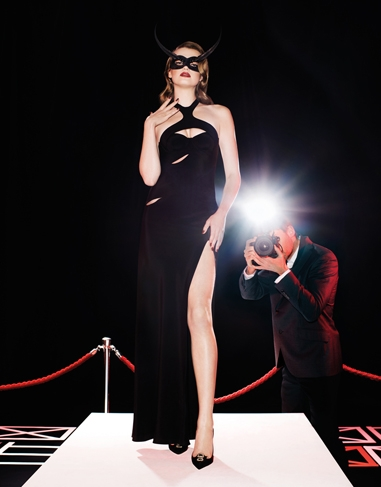 Great Fashion: Agent Provocateur presented a fall ...