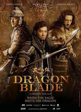 النجم جاكي شان في فيلمه المنتظر Dragon Blade 2015 + Torrent + Online