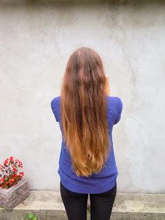 Aktualiazacja włosów Wrzesień 2013