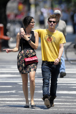Xavier Samuel Girlfriend