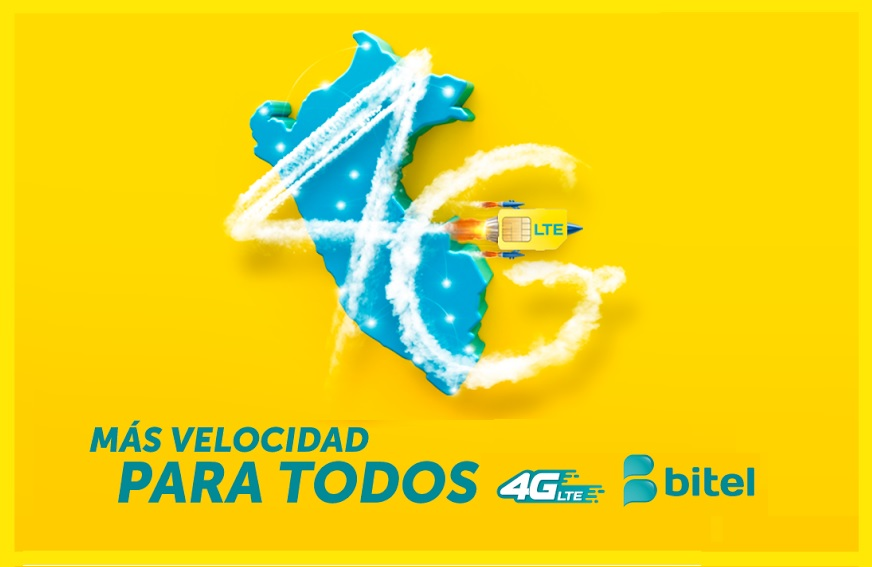 4G LTE - BITEL PERÚ