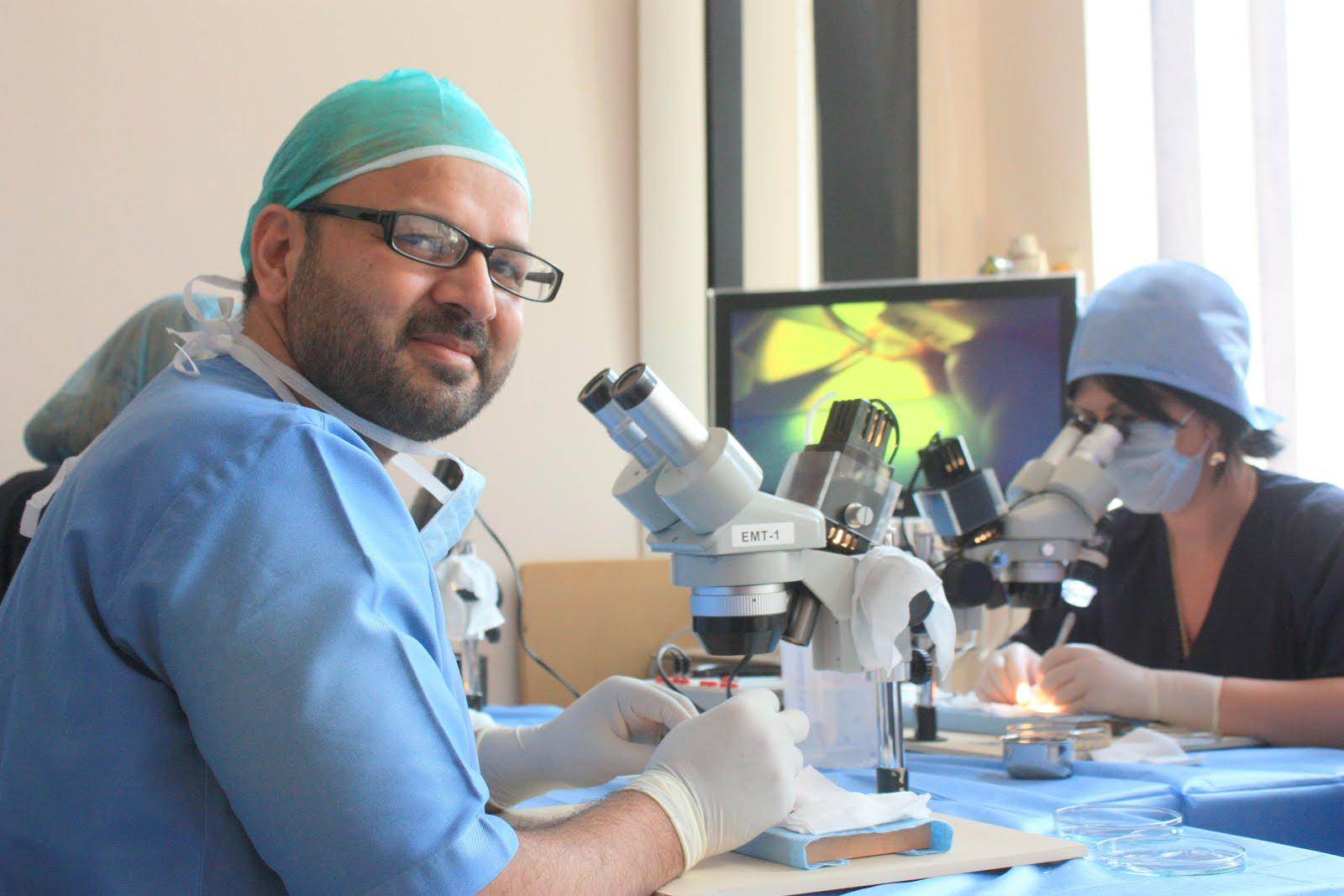 Dr M Khawar Nazir