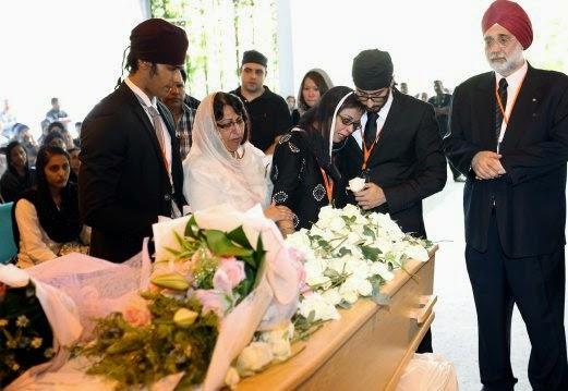 Abu Mayat Karamjit Ditabur Dalam Laut Di P Klang