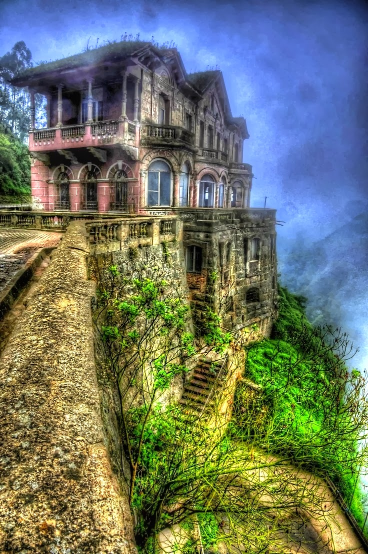 6 photos of hotel del salto colombia pictures images photos for Amazing hotels