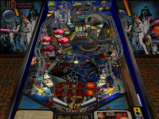 STAR WARS PINBALL PC