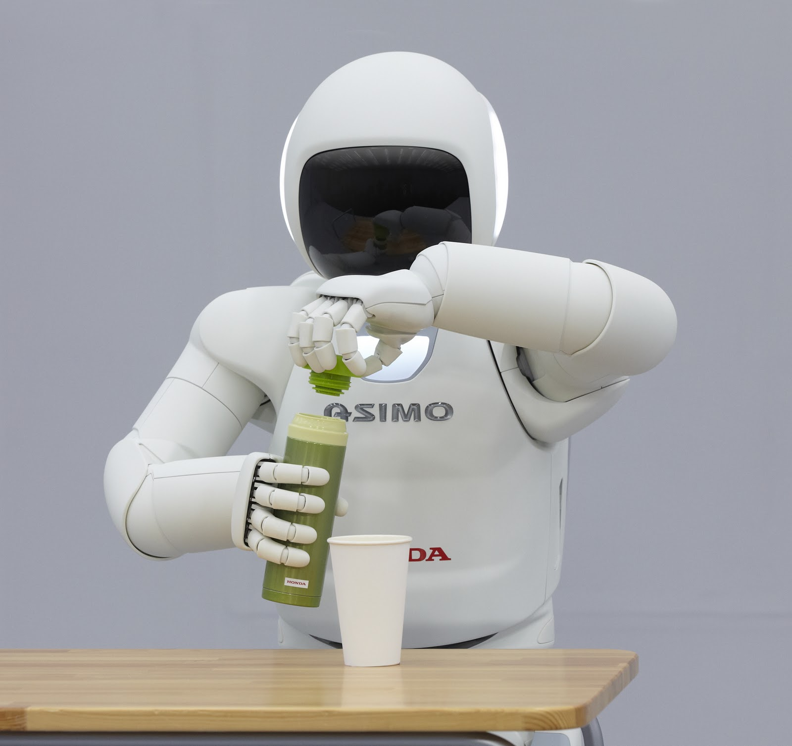 The world s most advanced humanoid robot from honda