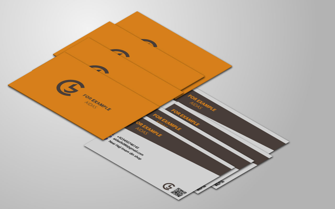Logo & Business Card on the Fiverr