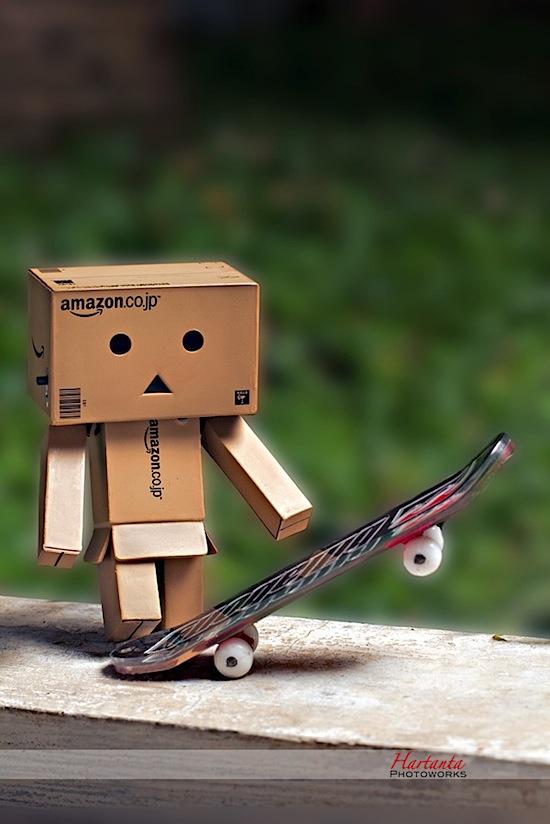 Danbo Skateboard