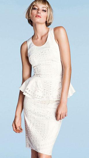 colección primavera verano 2012 H&M