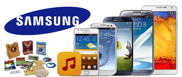 Rip Audio from Blu-rays to MP3 for moving to Samsung phones
