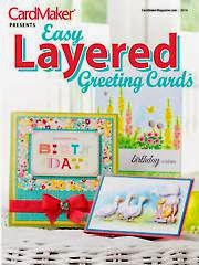 Easy Layered Greeting Cards