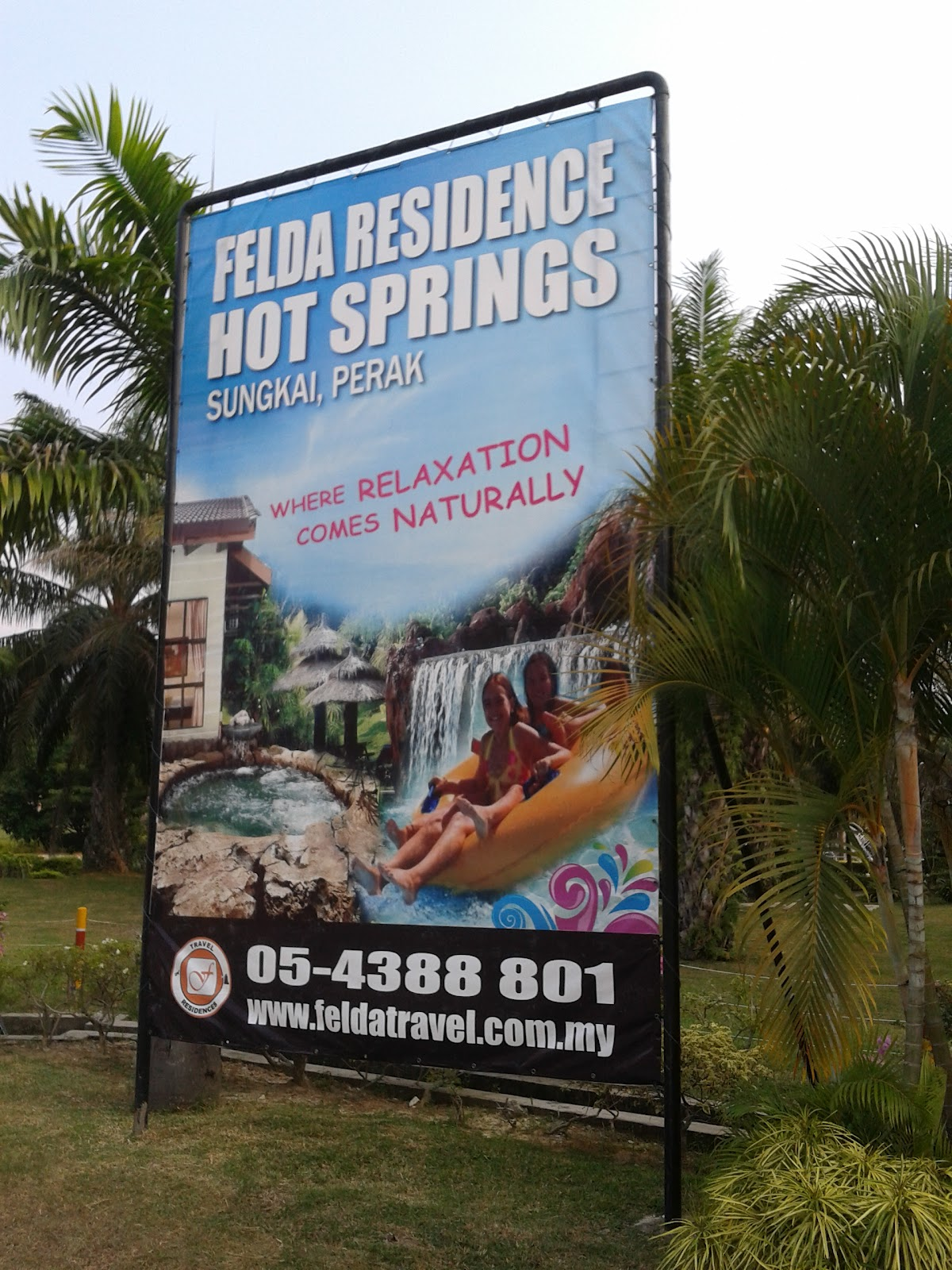 Sungai klah hot springs - If You Are Wondering The Phone Number And Website Google Images