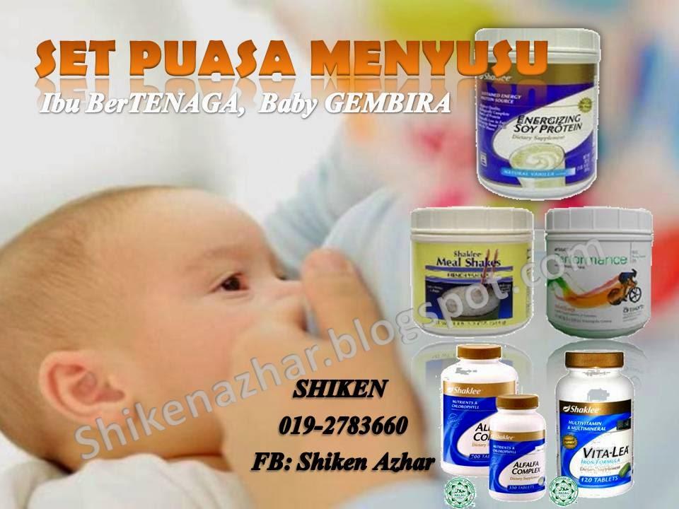 Baby Menyusu Ibu Puasa