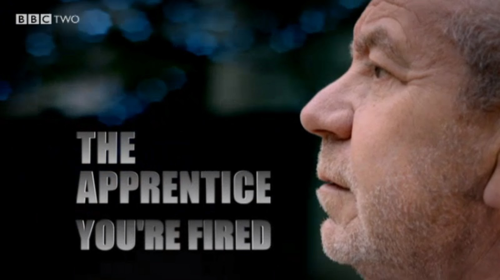 Celebrity apprentice youre fired