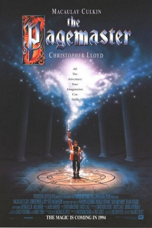 The Pagemaster 1994  1