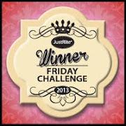 JustRite Challenge Winner