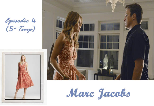 Beckett vestido Marc Jacobs