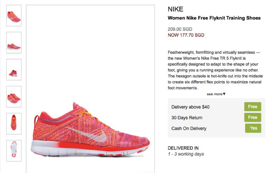 Sports Shoes Online Sale