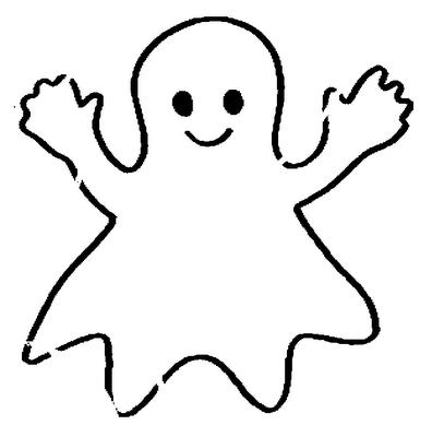 Desenhos para colorir sobre halloween mundinho da crian a atividades para educa o infantil - Ghost fantome ...