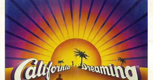 my california dream essay