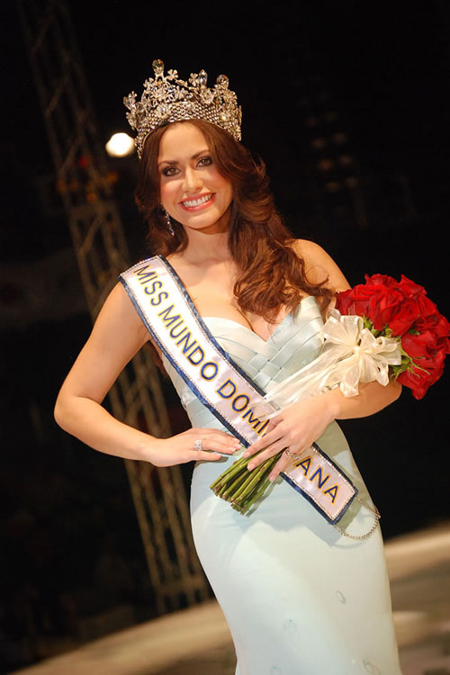 Miss Mundo Dominican Republic 2012